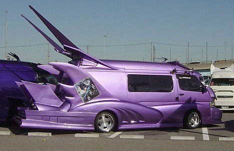 I could really see myself behind the wheel of this bad boy.